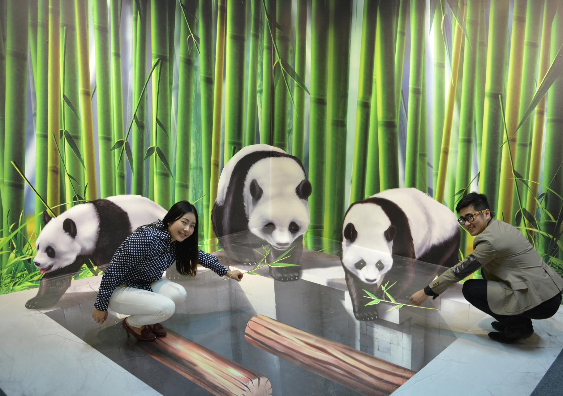 壁纸 大熊猫 动物 1820